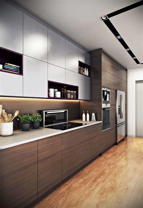 best home interiors kitchen interior 3d rendering for a modern design kitchen cocinas cocina