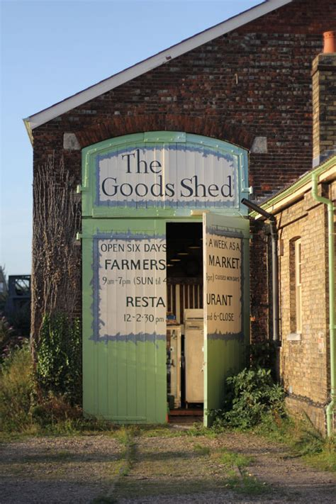 The Shed Christchurch by Farmers Market