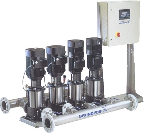 Pompa Booster Grundfos grundfos booster pumps specialties