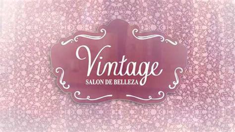 imagenes vintage belleza vintage salon de belleza peluquer 205 a youtube
