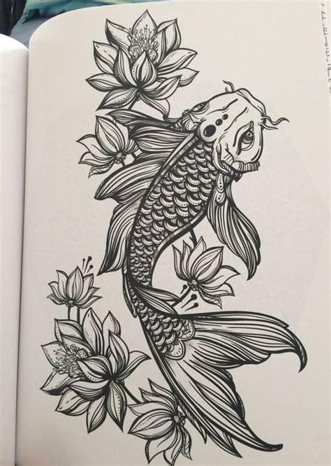 tattoo flash koi fish tattoo koi fish tattoo on thigh koi and lotus tattoo fish
