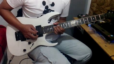 tutorial gitar kangen dewa 19 kangen cover melody guitar tutorial youtube youtube