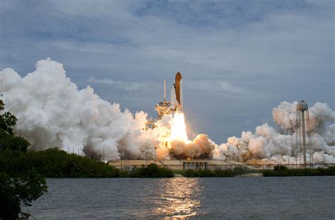 St S Mba Admissions by Nasa Sts 135 Space Shuttle Launch Photos