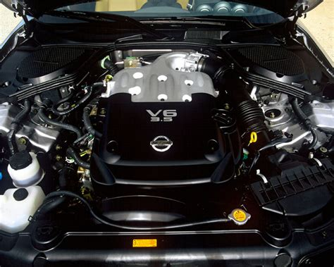 nissan    engine picture pic image