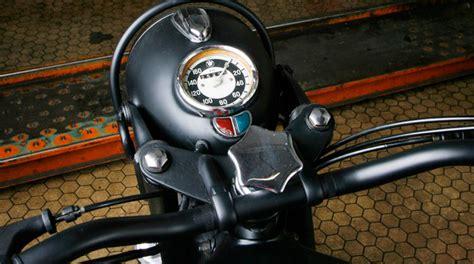 Bodypack Simplified 0 4 1 Black blitz motorcycles bmw r60 2 great escape