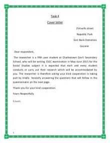 Social Studies Cover Letter by Social Studies Sba