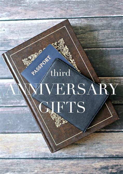 3rd anniversary gifts ideas 3rd anniversary gifts and gifts