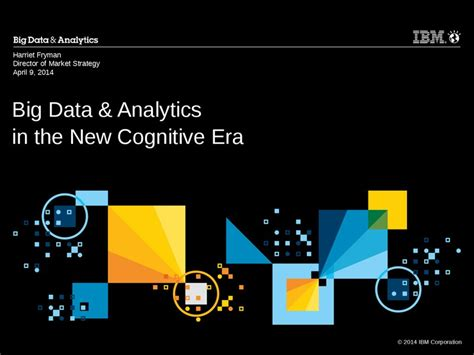 Big Data Mba Pdf by On Demand Presentations Advanced Analytics For All