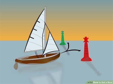 how to draw a optimist boat how to sail a boat with pictures wikihow
