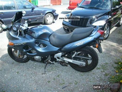 Suzuki 2000 Motorcycle Models 2000 Suzuki Gsxf 750