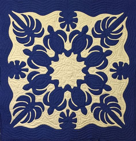free pattern hawaiian quilt hawaiian applique patterns