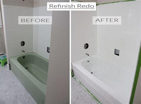 refinish bathtub diy diy bathtub tile renovation home pinterest the o