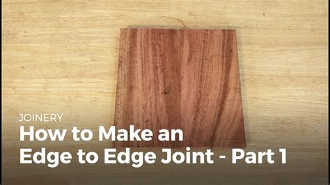 edge  edge joint part