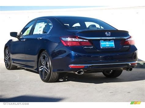 obsidian blue color 2016 obsidian blue pearl honda accord sport sedan