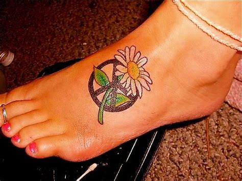 margarita flower tattoo dads my and flower on