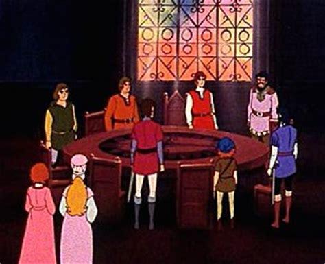 i cavalieri della tavola rotonda cartone animato la spada di king arthur 1979 cinema e medioevo