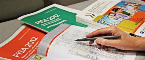 informe pisa 2012 preguntas pisa 2012 32 ejemplos de matem 225 ticas lectura y