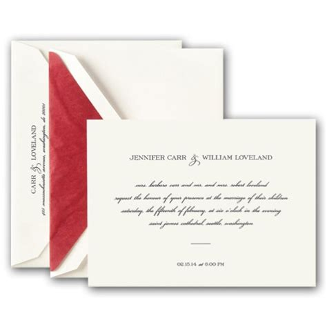 weight of wedding invitations premium weight white engraved wedding invitations paperstyle