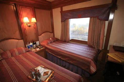 Trains With Cabins by How Do Indian Maharaja Cabins Fair Verses Five