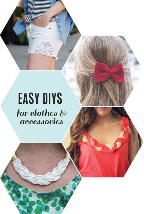 Easy Accessories For by 17 Best Images About Back To School Fashion Diy On