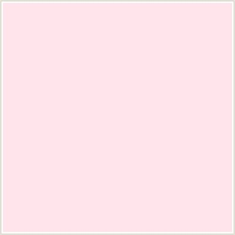 light pink color ffe3eb hex color rgb 255 227 235 light red pale