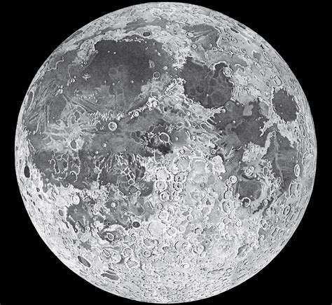 Drawing The Moon by Mhs Moonscope