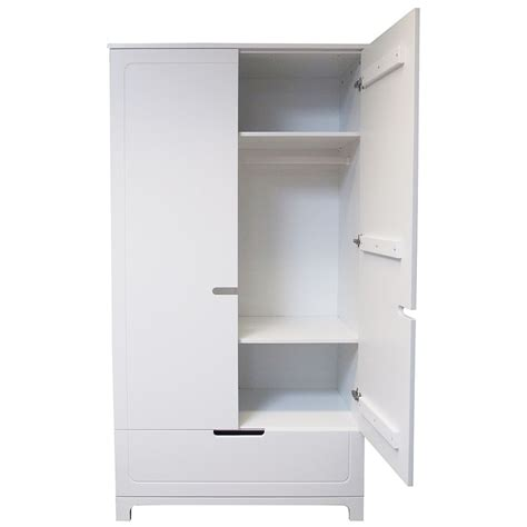 armoire 2 portes quot 201 l 233 gance quot quax armoire mobilier b 233 b 233