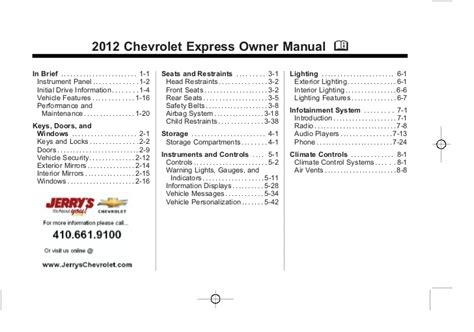 all car manuals free 2011 chevrolet express user handbook service manual how to download repair manuals 2012 chevrolet express 3500 user handbook