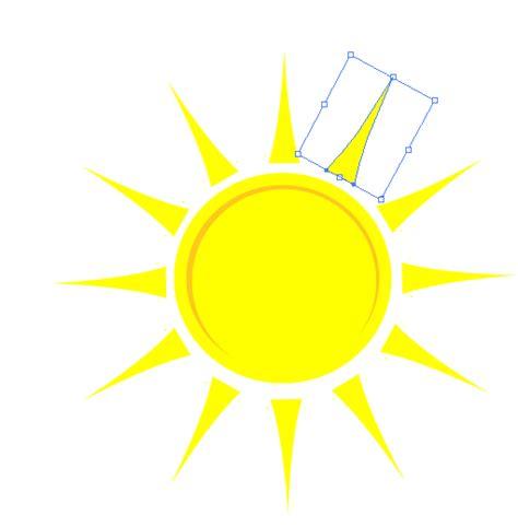 Creare Clipart Come Creare Un Sole Vettoriale Con Illustrator