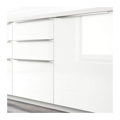 White Gloss Kitchen Door Fronts Ringhult Drawer Front High Gloss White 60x40 Cm Ikea