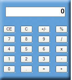 calculator using javascript widget lab