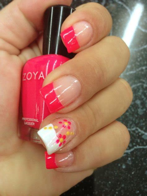 7 Tips For Summer Nails by Summer Bright Nail Designs 2015 Styles 7