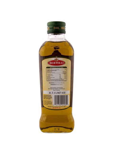 Minyak Tropical 500ml bertolli olive btl 500ml klikindomaret