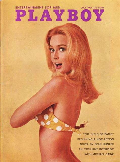 Alyce Andrece Nude - a slice of cheesecake cover playboy 1967