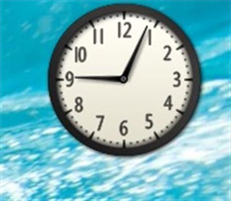 horloge bureau windows 7 installer horloge sur bureau 28 images installer des