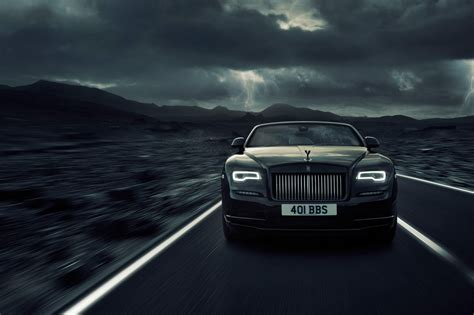 rolls royce black badge dark night rises rolls royce dawn black badge revealed at