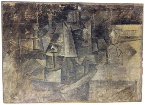 picasso paintings recovered missing picasso painting recovered at newark airport