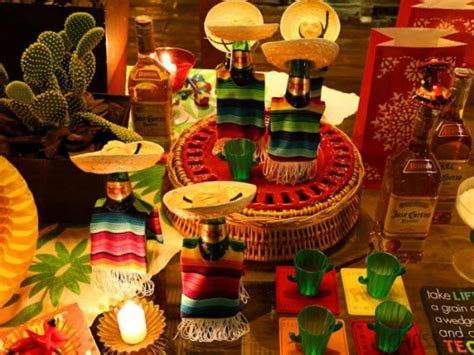 ideas para decorar tu mexicana este 15 de septiembre