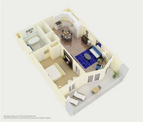 Parc Soleil Orlando Floor Plans | parc soleil by hilton grand vacations hotel in orlando
