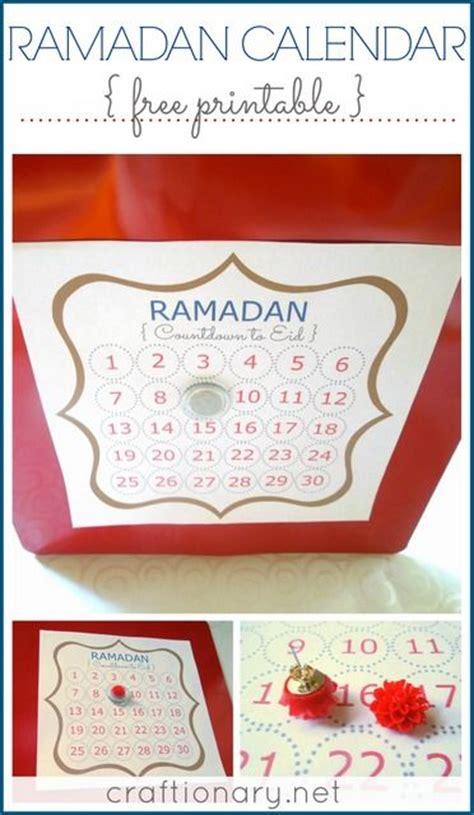 printable ramadan calendar ramadan calendar free printable count eid and calendar