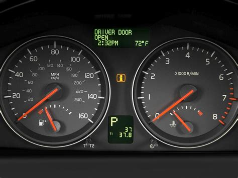 automotive service manuals 2013 volvo c70 instrument cluster image 2010 volvo c70 2 door convertible auto instrument cluster size 1024 x 768 type gif