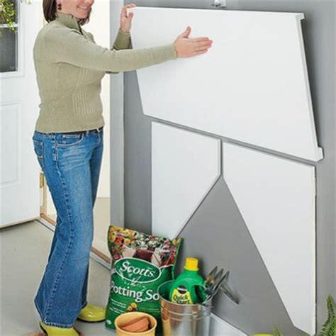 diy wall mounted folding desk best 25 fold desk ideas on fold
