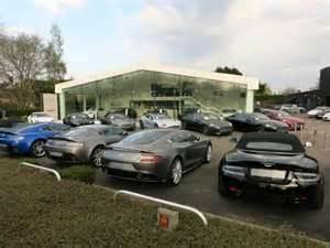 Aston Martin Harston Aston Martin Dealership Harston 169 Hugh Venables Cc By Sa