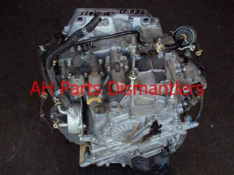 Honda Warranty 2012 by Buy 2012 Honda Civic At Transmission Warranty 6mo 62131 1