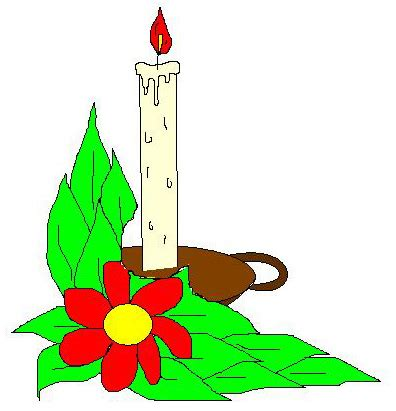 clipart natalizie gratis clipart candela decorata 4you gratis