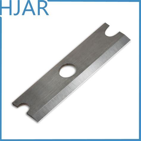 blade sharpner 22 3 6 3 0 6mm carbon steel oblong pencil blades pencil