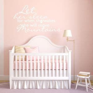 Nursery Wall Sticker Quotes nursery wall stickers notonthehighstreet com