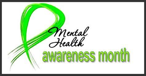 mental health awareness month color april 2016 health beat