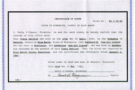 My Birth Records Where Can I Get A Copy Of My Birth Certificate Cikes Daola