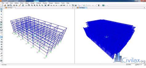 tutorial sap2000 v14 pdf sap2000 v16 training
